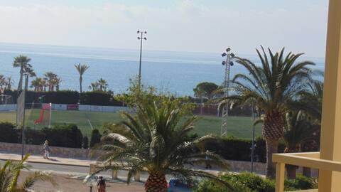 00415-Apartamento con vistas al mar