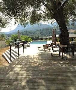Maison Archi piscine près Ajaccio - Sarrola-Carcopino