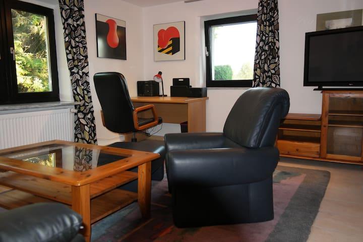 living room - 20 m2 internet radio