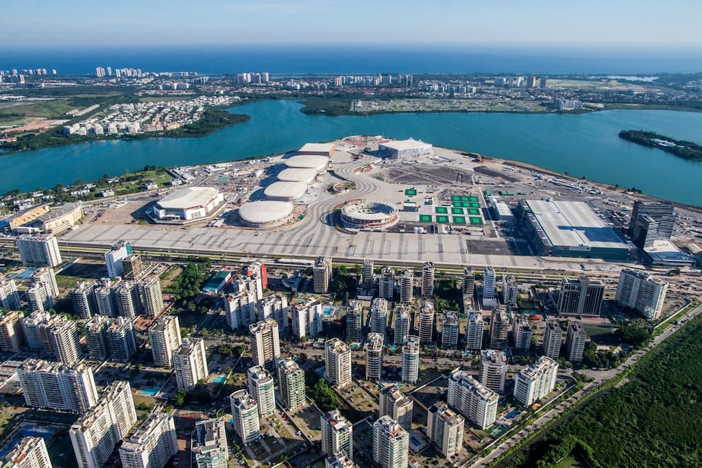 Parque Olímpico da Barra