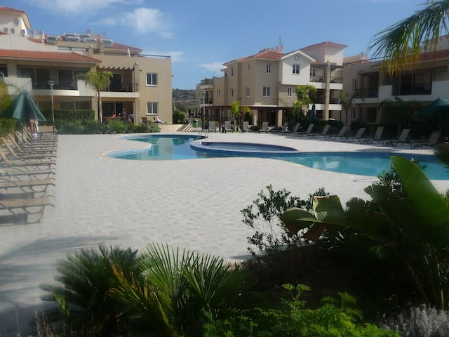 2 bedroom ground floor apartment - Pyla - Huoneisto