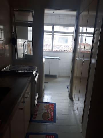 Quarto e Banheiro Privativos -  Perto dos Hotéis
