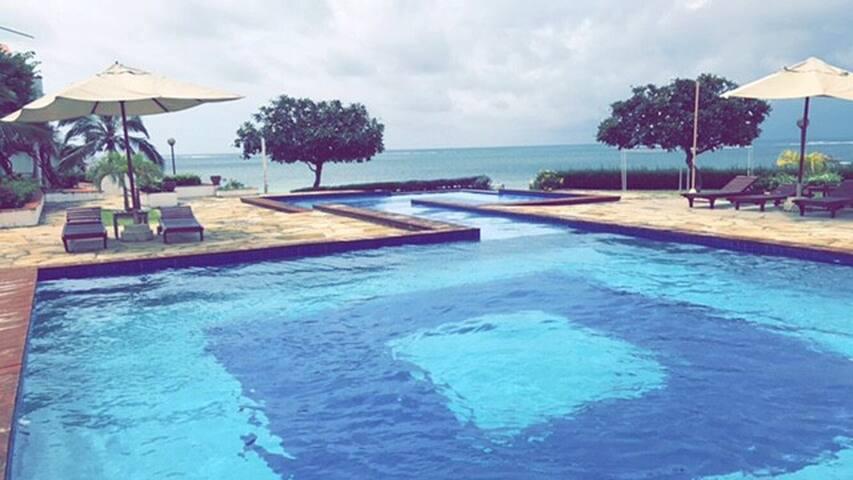 Beach Front Apartment, Yachting Club, Malindi