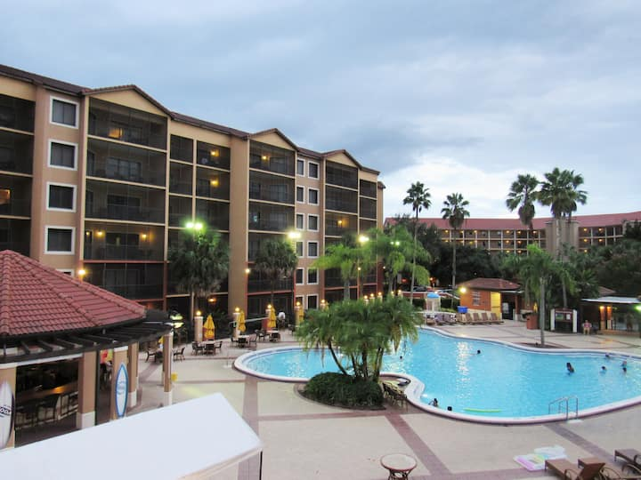 Westgate Lakes Resorts and Spa!