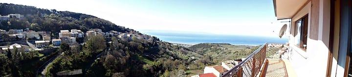 Gizzeria - tra mare e montagna -
