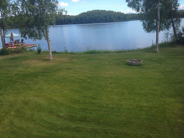 Diamonds on the Lake cozy efficiency