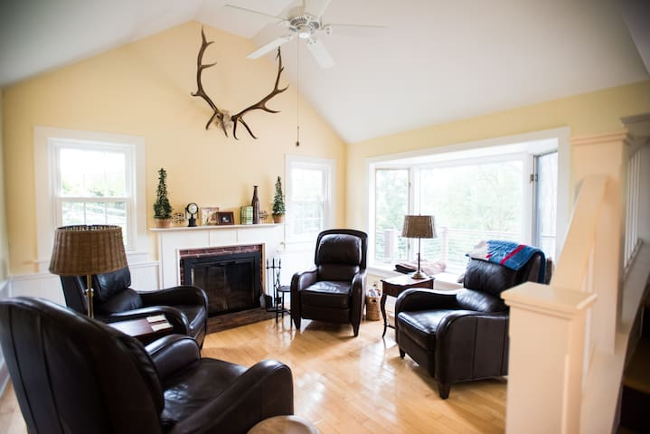 BREEZEE COTTAGE - Churchville - Casa