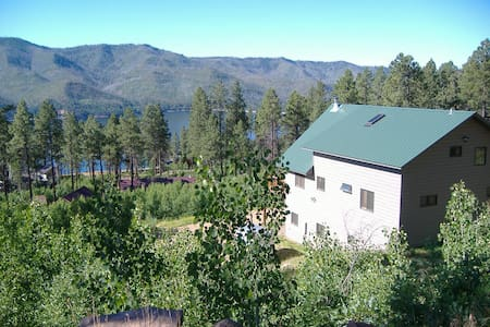 Lovely Lake Vallecito Vacation Home - Bayfield