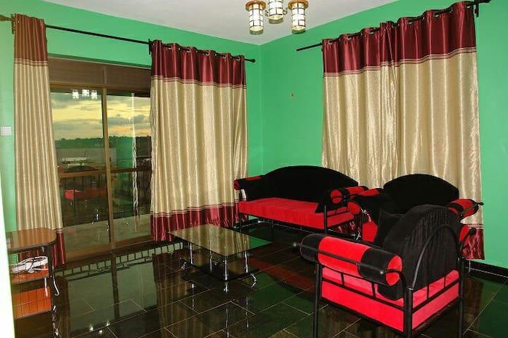Deluxe Suite - Entebbe - Lejlighed