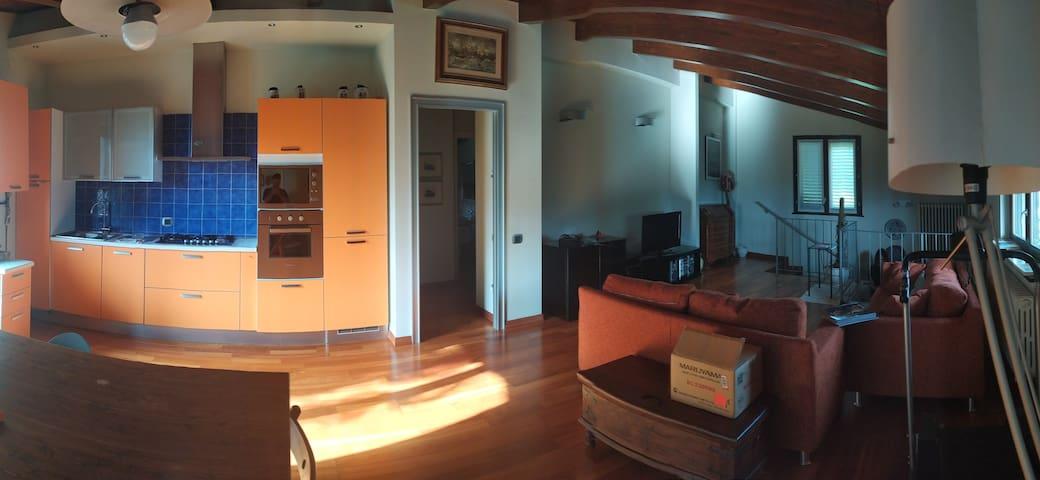 Appartamento indipendente vicino Fabriano