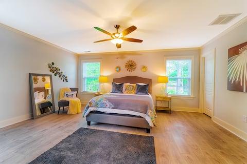New Home w/Game Room near RDU airport/Duke/UNC/RTP