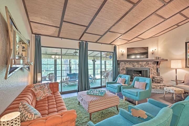 NEW! Osage Beach TIKI Home at Margaritaville Rsrt!