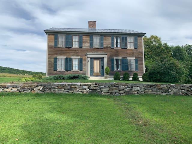 Vermont farmhouse close to Middlebury College