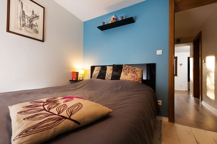 Charmante petite chambre privée à la Petite Venise - Colmar - Casa