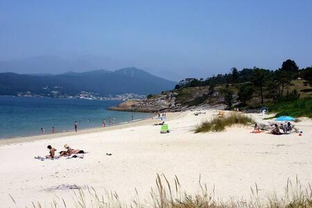 Acogedor apartamento playa de las Gaviotas - Miñortos - Huoneisto
