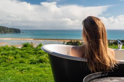 Kiwi Greenie, Ecohouse, Golden Bay
