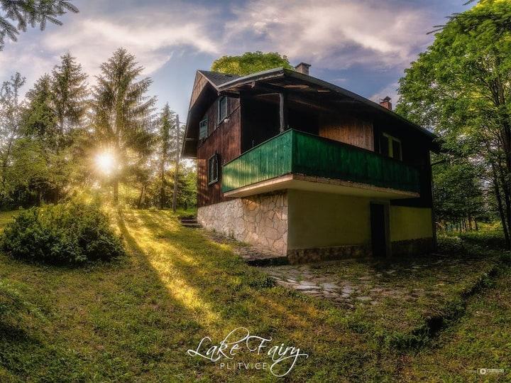 Lake Fairy - Plitvica Selo 36