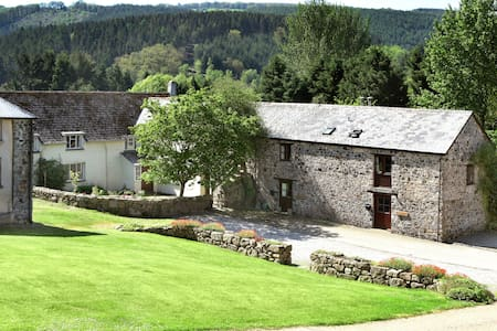 Mardon - Dartmoor Cottage sleeps 5 - Devon