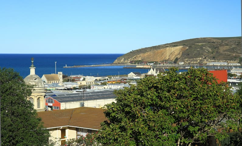 Million Dollar Views of Town and Ocean - Oamaru - Rumah
