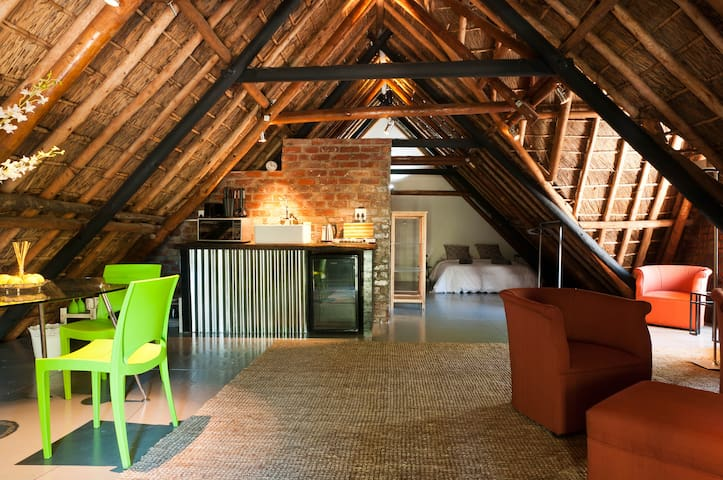 Honey Oak Loft Retreat - Church St. - Tulbagh
