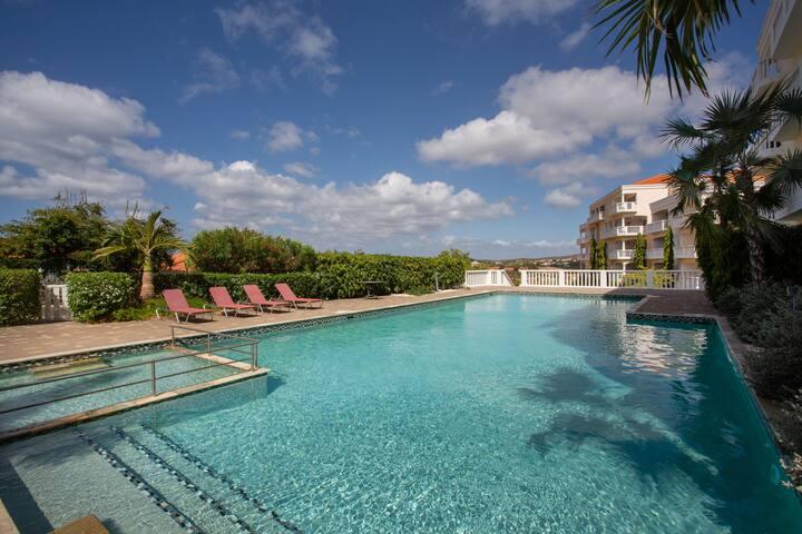 Triple Tree apartment, Blue Bay Golf Beach resort