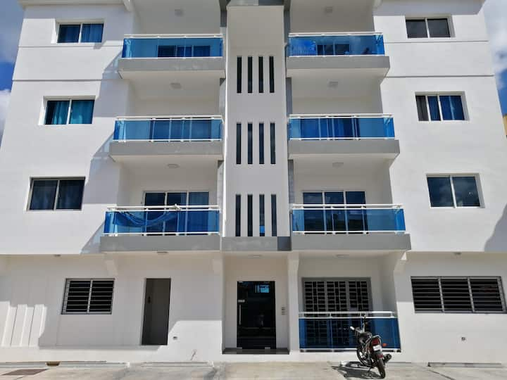Apartamento Comodo En Bayahibe