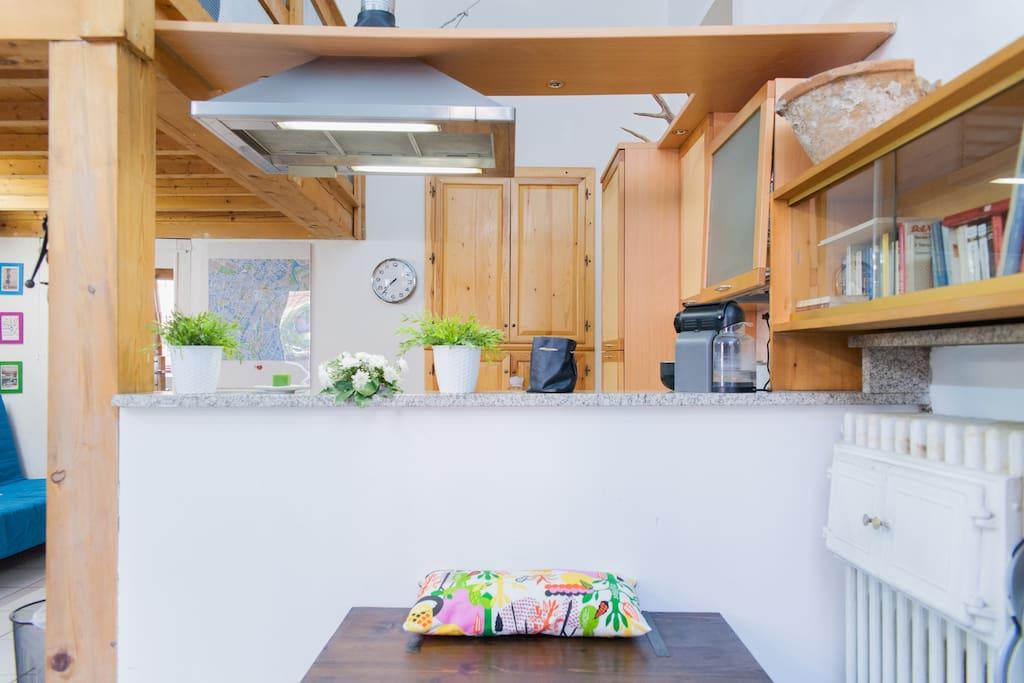 Monolocale a san salvario apartments in affitto a for Monolocale arredato affitto torino