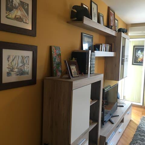TV Cabinet in living room