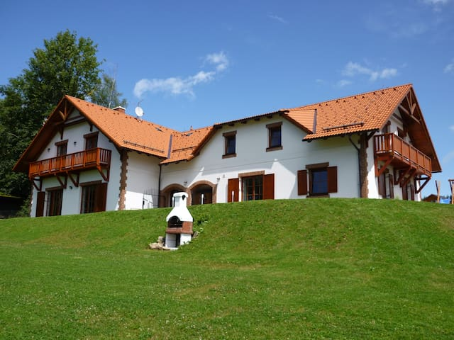 Villa Victoria near Lipno lake & ski areal