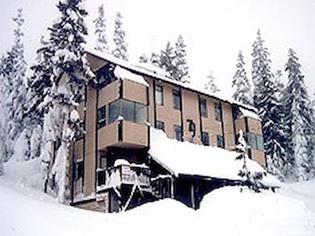 Mt. Washington, Alpine Family Fun House - Courtenay - Chalet