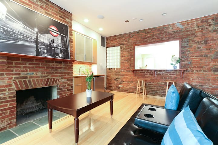 Timeless 2BR In Historic Shaw! - Washington