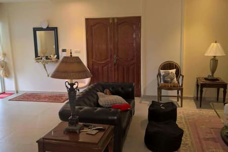 residence bel air - Yaounde - Flat