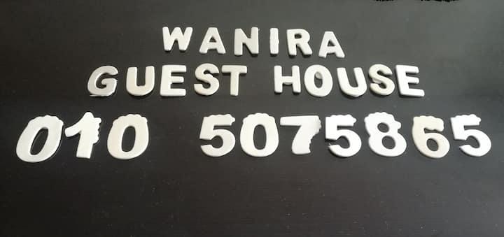 Wanira Guest House, Taman MBI Desaku, Kulim