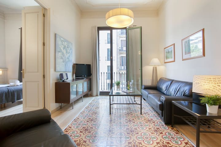 Central apartment for 5 guests (3 Bedrooms) G7