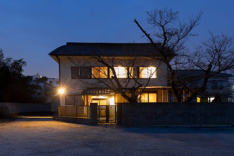 5min from JR GOJO/Private room/Free Parking/WIFI