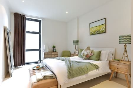 Closest Apartment to Canary Wharf, 2 mins Walk! - Londres - Appartement