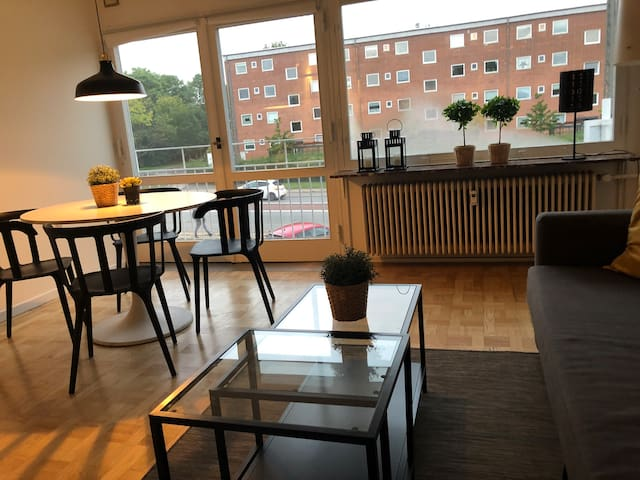 L66.2 2 room apartment, beds for 4