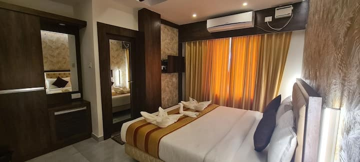 Reef Atlantis Deluxe Room at Sisty Nagar Port Blair