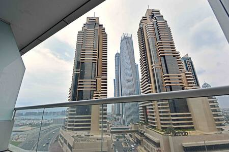 Impressive City Views 5 min to the Beach - Dubai - Apartment