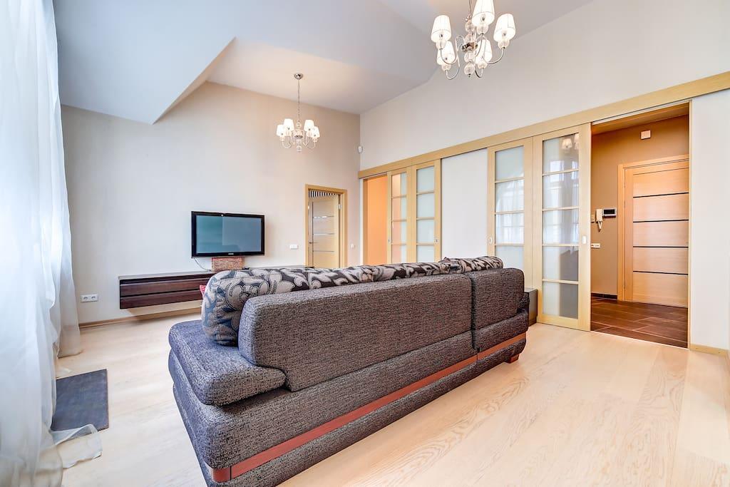 Гостиная / Living room