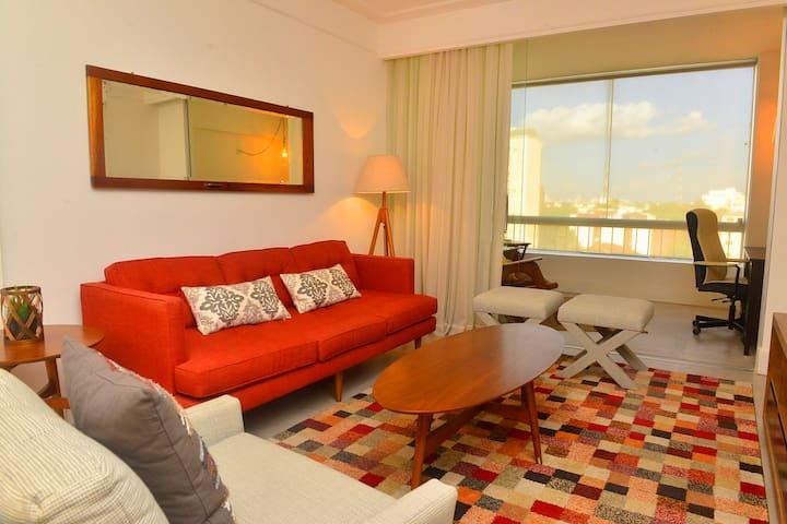 Luxury condo in the heart of Asunción