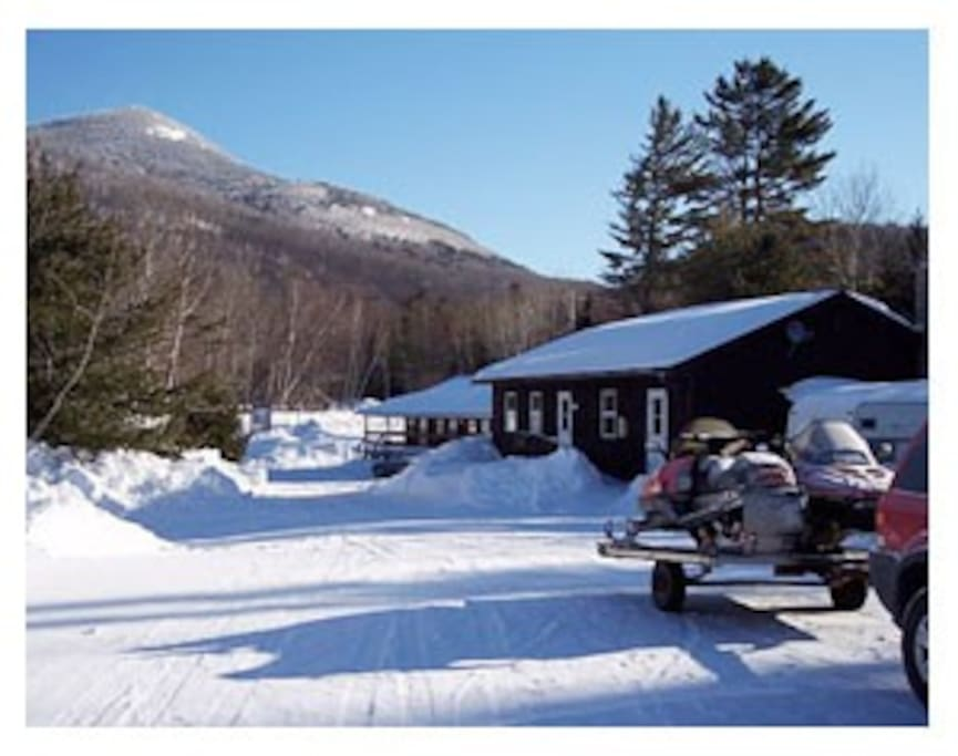 Open all year, get winter sports available