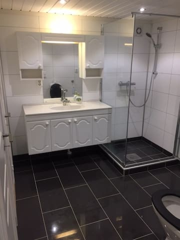 Ny leilighet i Sentrum av Notodden - Notodden - Tienda de campaña