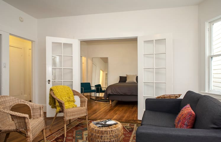Great Hayes Valley 1 BR (#5)