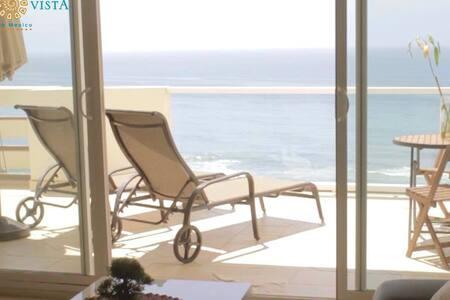 Romantic Amazing Ocean Front Condo - Tijuana - Leilighet