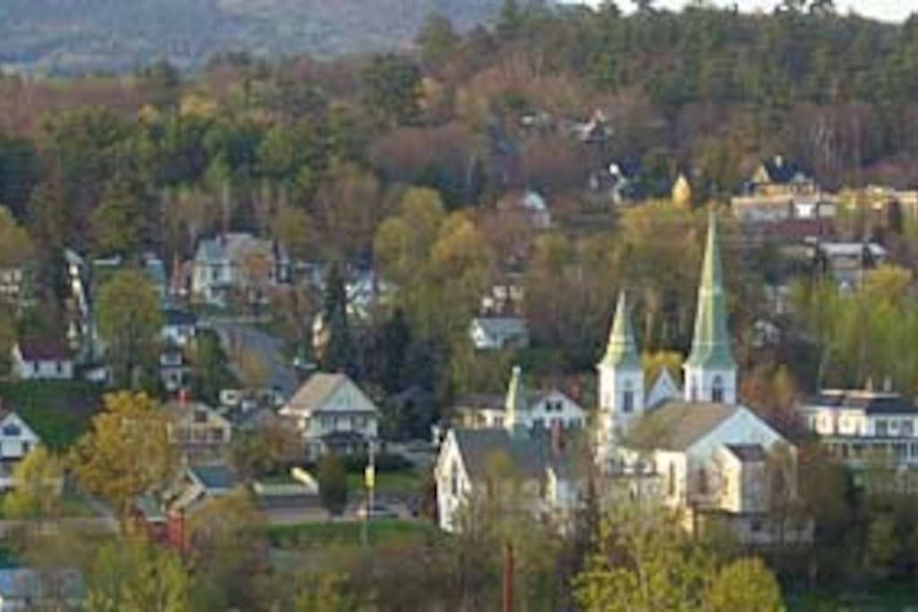 Littleton was voted in Top Ten Small Towns in America!