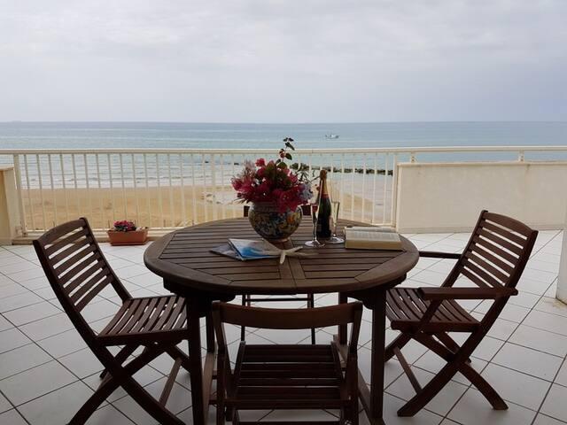 Terrazzo sul mare - Donnalucata - Apartament