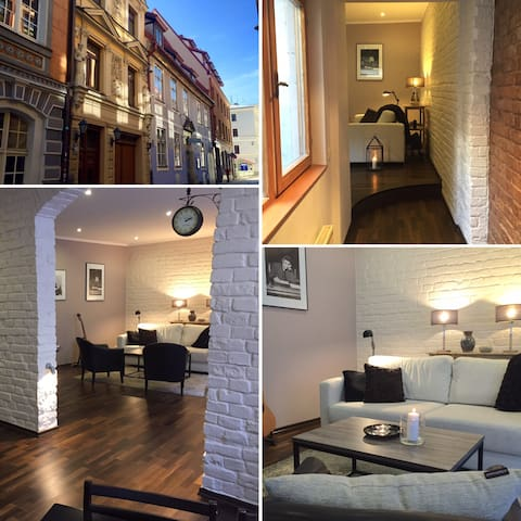 NEW! Town House Apartment - OldTown - Riga
