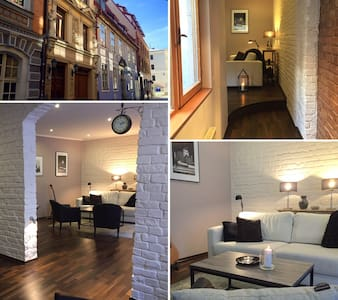 NEW! Town House Apartment - OldTown - Riga - Appartement