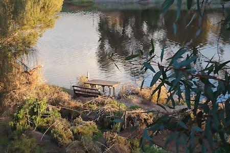River Cottage- Onkaparinga River waterfront - South Australia